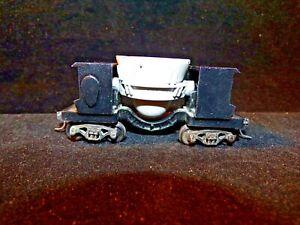 RAILROAD CAR SLAG CAR # 3111229 TRAINS
