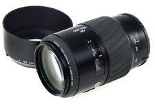 Minolta AF 100 - 300m F4.5 - 5.6 Zoom - Minolta / Sony Auto Focus Mount