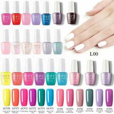 New OPI Nail Polish Gel Color Soak-Off UV/LED 155 Colors 0.5oz Manicure Series
