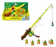 Magnetic Fishing Pole Electronic Rod Learning Fish Pond Game Sound Kid Toy Gifts