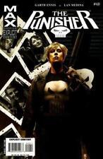 The Punisher #49 MAX, Garth Ennis Story, Near Mint 9.4, 1st Print, 2007