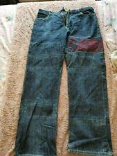 ETIENNE OZEKI Mens Jeans Blue Denim SIZE W38 L32