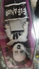 Living Dead Dolls Mini Elenor 4 inch Mint in factory sealed mini coffin Ghost
