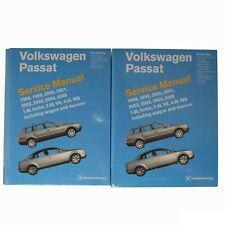 In-depth Owner Auto Shop Repair Service Info Guide Book Manual for Vw Passat