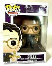 Funko Pop! Television Tv Buffy The Vampire Slayer Giles #596 Figure