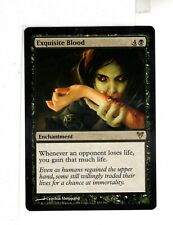 MTG SkeenAB Exquisite Blood from Avacyn Restored. NM.