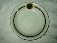 A Vintage 1939 English Grindley Hotelware Yass Marist College Insignia Saucer