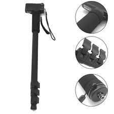 """for Canon Nikon Travel Lightweight 61"""" Photo Video Camera Monopod Alloy 4section"""