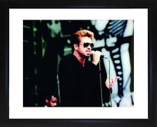 George Michael Framed Photo CP0575