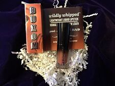 NEW BUXOM Wildly Whipped Lightweight Mini Liquid Lipstick - Centerfold (Nude)