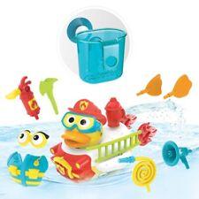 Yookidoo Wasserspiel Jet Duck Feuerwehrmann