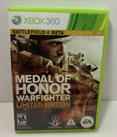 Medal of Honor Warfighter  Limited Edition  Microsoft Xbox 360 2012