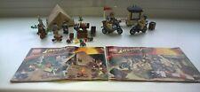 LEGO INDIANA JONES BUNDLE  7620 MOTORCYCLE CHASE 7624 JUNGLE DUEL