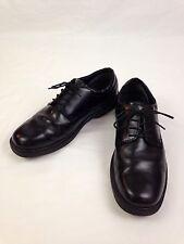 Nunn Bush Mens Dress Shoes 10.5 M Size Eddy Oxfords Black Leather 84153-001