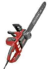 Craftsman 4.0Hp 18-inch Electric Chainsaw