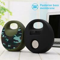 Wireless Bluetooth Speaker Loudspeaker Outdoor Stereo MP3 USB Radio Audio Player