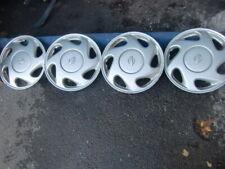 4x Original Nissan Micra K11 Radzierblende Radkappe 14 Zoll