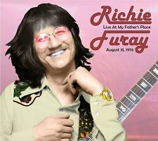 Richie Furay-Live at my father's place grabado Live 31,08,1976 CD nuevo