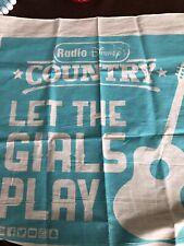 RADIO DISNEY COUNTRY LET THE GIRLS PLAY BANDANNA