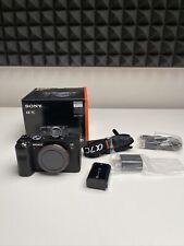 Sony Alpha a7C 24.2MP Mirrorless Camera - Black (Body Only)