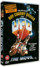 UFO - The Movie DVD (2002) Roy 'Chubby' Brown ***NEW***