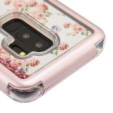 SAMSUNG GALAXY S9 PLUS G965 PARIS FULL BLOOM QUICKSAND GLITTER TUFF CASE COVER