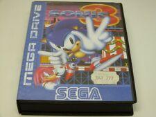 !!! SEGA MEGA DRIVE SPIEL Sonic 3 o. Anl. GUT !!!
