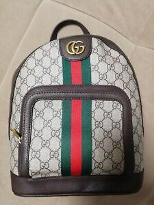 Gucci backpack bag GG