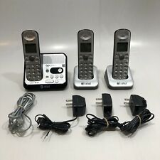 At&T El52300 3-Handset Dect 6.0 Cordless Phone with Digital Answering System