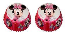 "Muffins-Papierbackförmchen ""MINNIE MOUSE"" maxi - 50 Stück, Mickey Mouse, Maus"