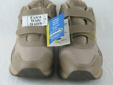 Dr.Scholl's New 11XW Men's Walking shoes Hook & Loop Leather & Man made material