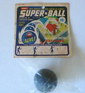 Rare Vintage 1965 NOS Wham o Whamo Super Ball superball Unopened!