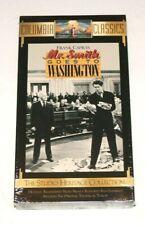 Frank Capra's Mr.Smith Goes to Washington Vhs New, Sealed