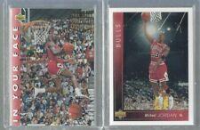 Michael Jordan 1993 Upper Deck #23 + Slam Dunk Champion Foil Lot - FREE SHIPPING