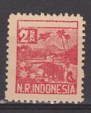 Indonesie Indonesia Japanese occupation Sumatra 26 MNH PF Japanse bezetting
