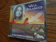 Oliver Shanti & Friends - Well balanced - CD 1995