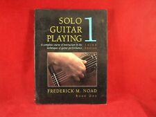 New ListingSolo Guitar Playing #1 by Frederick M. Noad