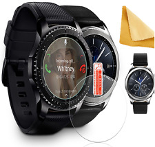 Clear HD Screen Protector For Samsung GEAR S3 Classic / Frontier Smart Watch