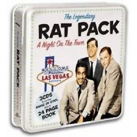THE RAT PACK - A NIGHT ON THE TOWN (LIM.METALBOX ED.) 3 CD NEU