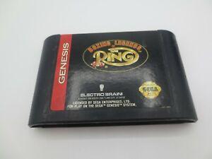 Boxing Legends of the Ring (Sega Genesis, 1993)