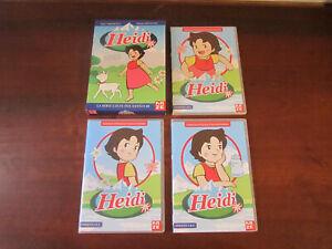 HEIDI La Série culte des années 80- Version Intégrale Remasterisée - Coffret DVD