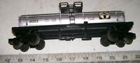 Lionel 6-9321 A.T.F.S. Single Dome Tank Car w/ Wire Handrails Famous American RR