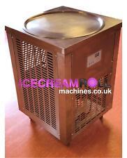 Fried/Thai Single Pan Ice Cream Roll Machine  **UK Assembled**