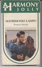 1995 - PATRICIA THAYER - MATRIMONIO LAMPO - HARMONY JOLLY 971