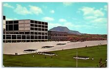 1960s Cadets on Parade, US Air Force Academy, Colorado Springs, CO Postcard