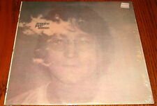 JOHN LENNON IMAGINE ORIGINAL APPLE LP COMPLETE WITH POSTER AND CARD IN SHRINK 71