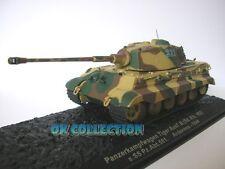 1:72 Carro/Panzer/Tanks/Military VI TIGER II AUSF SD. KFZ.182 Ardennes 1944 (01)