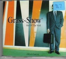 (CL65) Grass-Show, Out of the Void - 1997 CD