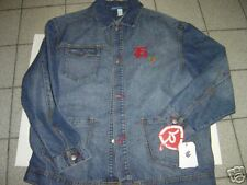 NEW MENS ROCA WEAR DENIM SHIRT-LIKE  JEAN JACKET SIZE XL  $74