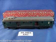 EE 346/4 EXC Marklin HO DB Baggage Coach with Original Box aka 4012 Collectible